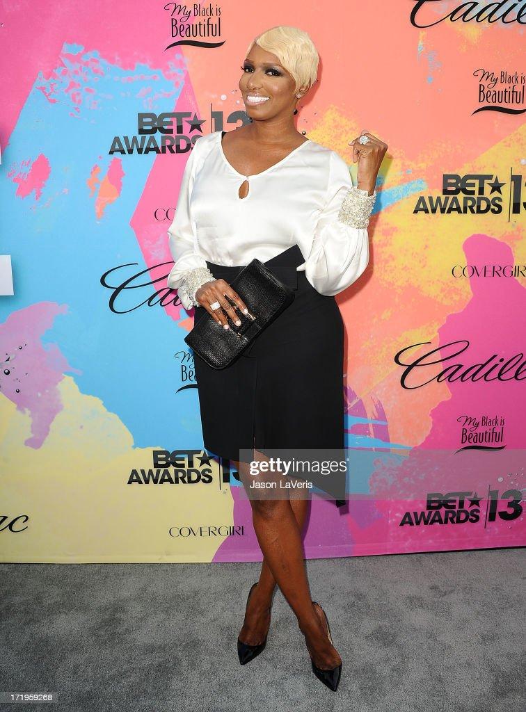 NeNe Leakes attends Debra L. Lee's 7th annual VIP pre BET dinner event at Milk Studios on June 29, 2013 in Los Angeles, California.