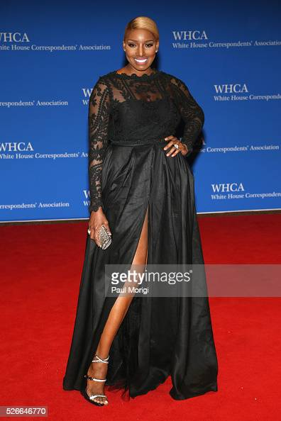NeNe Leakes attends the 102nd White House Correspondents' Association Dinner on April 30 2016 in Washington DC