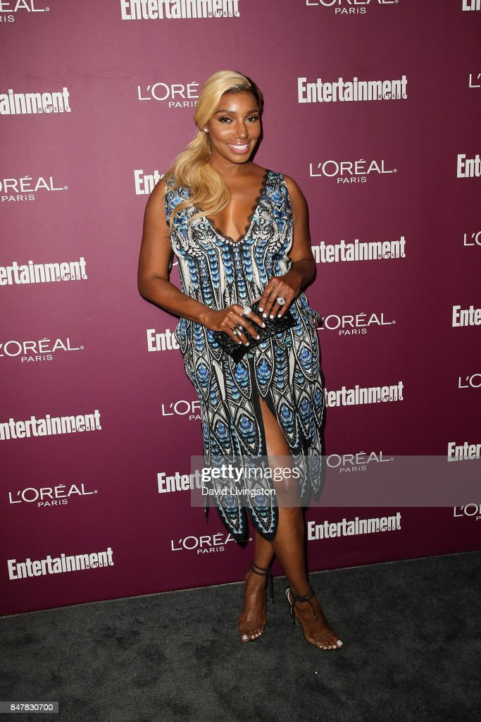 NeNe Leakes attends the Entertainment Weekly's 2017 Pre-Emmy Party at the Sunset Tower Hotel on September 15, 2017 in West Hollywood, California.