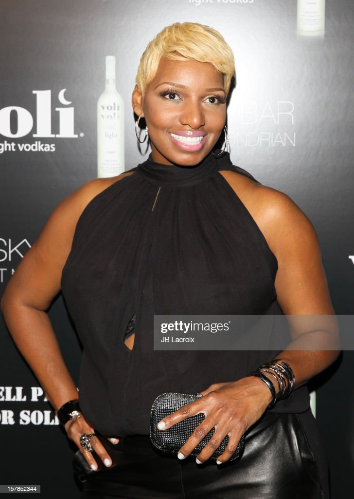 Nene Leakes attends the Voli Light Vodka Benefit at SkyBar at the Mondrian Los Angeles on December 6, 2012 in West Hollywood, California.