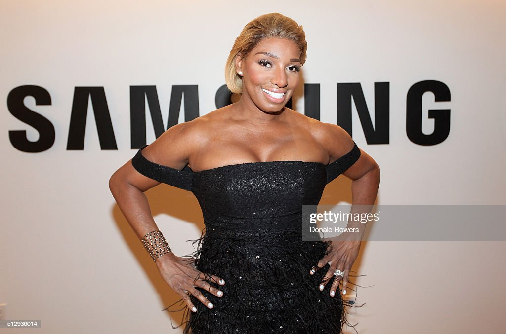 NeNe Leakes hosts the Samsung 837 Oscars Viewing Party on February 28 2016 in New York City