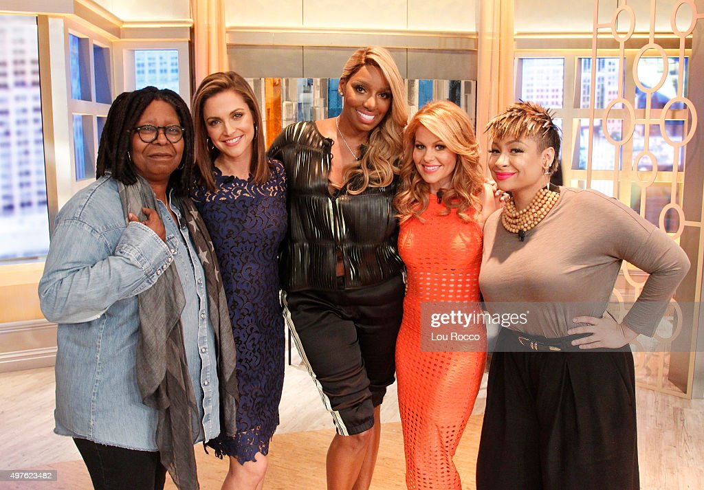 THE VIEW Nene Leakes is the guest on 'THE VIEW' 11/17/15 airing on the ABC Television Network
