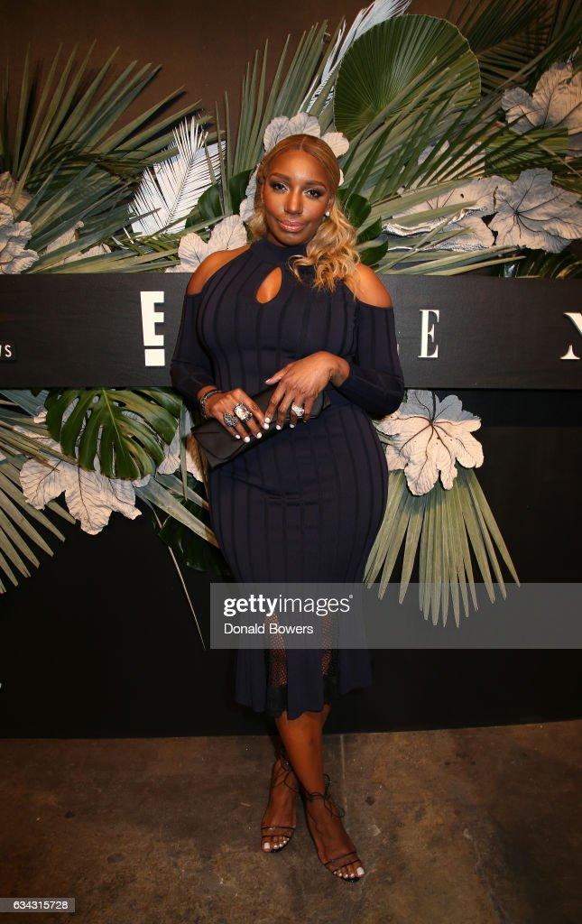 NeNe Leakes of Fashion Police attends E!, ELLE & IMG celebration to kick-off