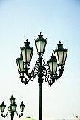 Neo-gothic street light