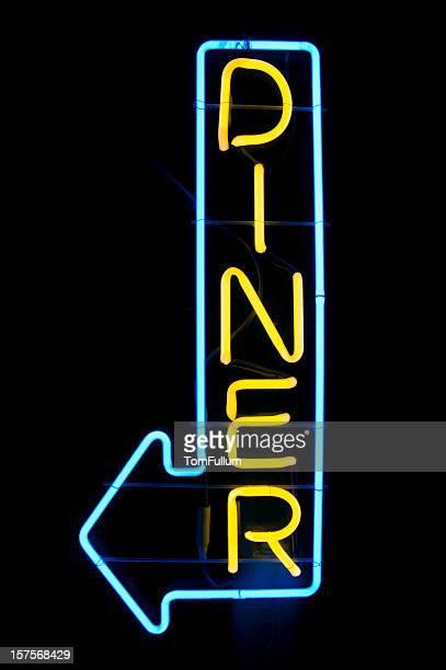 Cena al Neon Sign