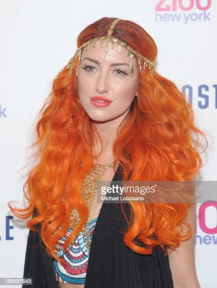 Neon Hitch attends Z100's Jingle Ball 2011 presented by Aeropostale Madison Square Garden on December 9 2011 in New York City