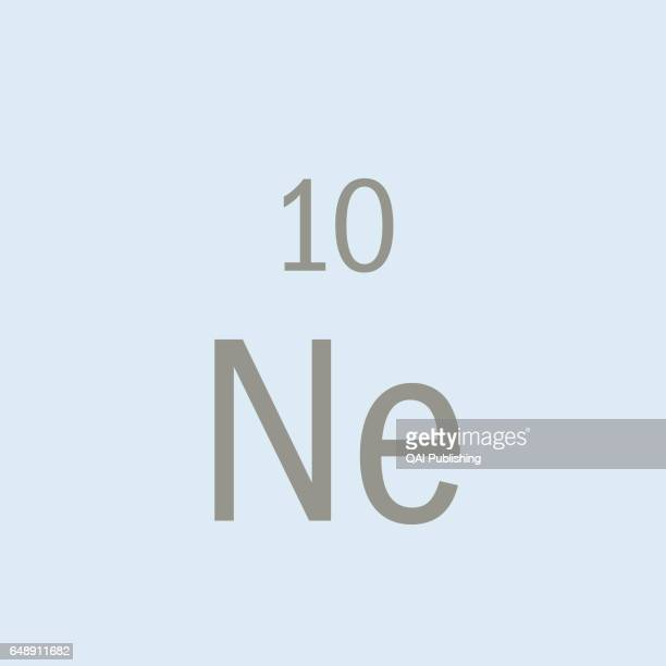 Gases On Periodic Table Stock Photos And Pictures Getty Images