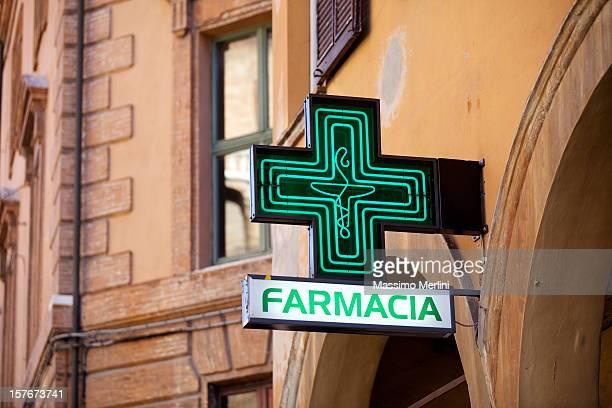 Pharmacie Signe néon