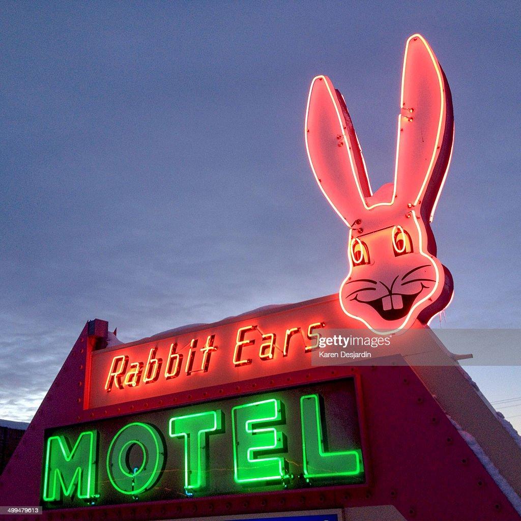 History Rabbit Ears Motel