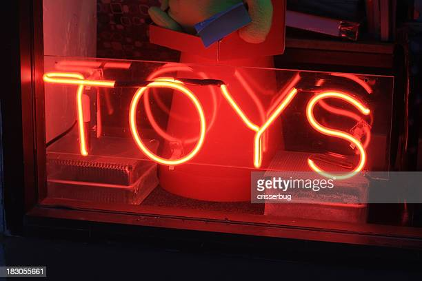 Neon Toy Sign