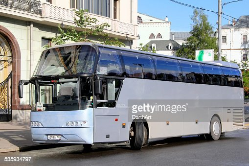 Neoplan N1116 Cityliner : Stock Photo