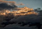 Nepal, Annapurna, Muktinath, Nilgiri Himal