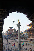Nepal, Patan, Durbar Square