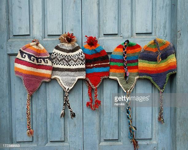 Le népalais casquettes