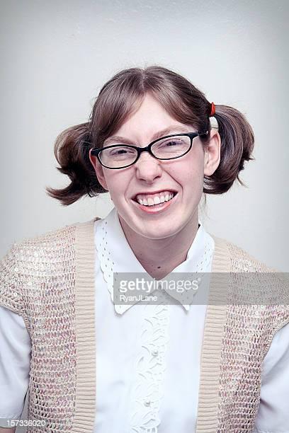 Uncool Mädchen Highschool Bild