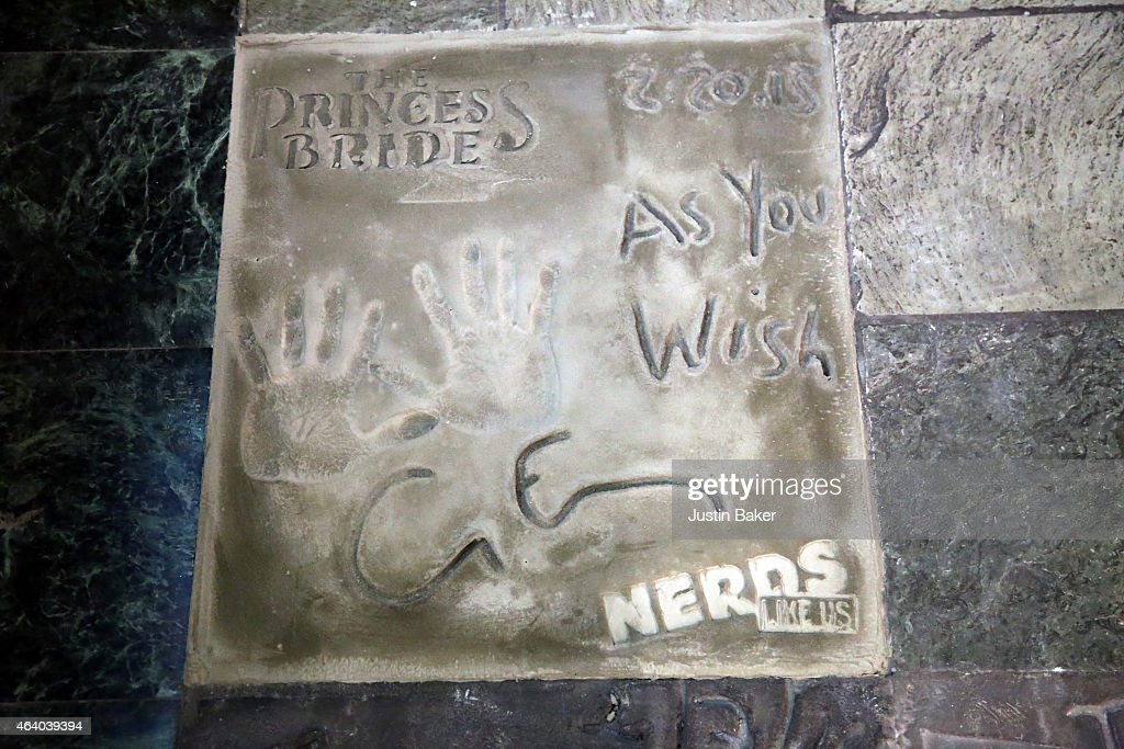 Nerds Like Us presents an Evening with Cary Elwes with a book signing for As You Wish Inconceivable Tales from The Princess Bride handprints in...