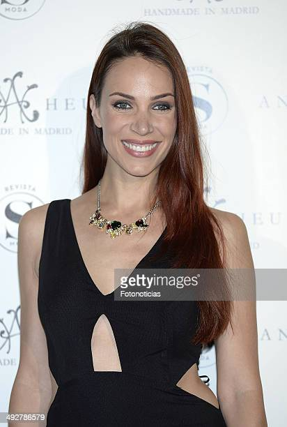 Nerea Garmendia attends Anton Heunis Jewelry 10th anniversary at the Sala de Alhajas on May 21 2014 in Madrid Spain