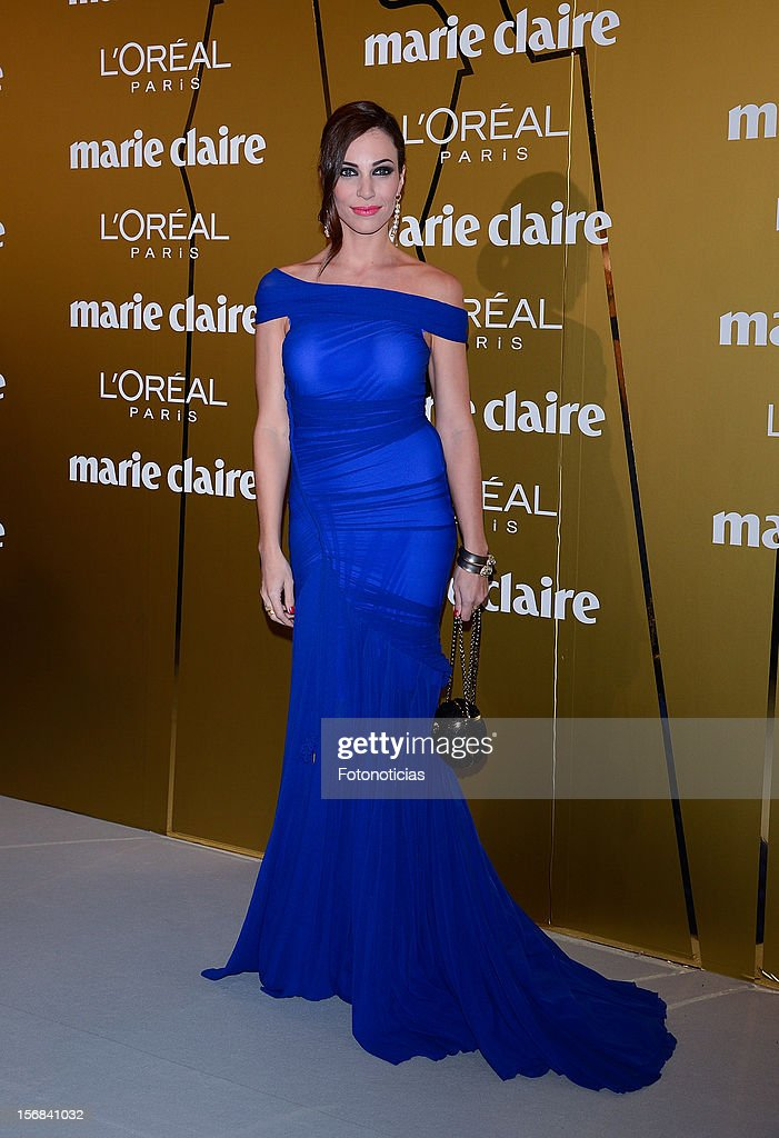 Nerea Garmendia attends 'Marie Claire Prix de la Mode 2012' ceremony at the French Ambassadors Residence on November 22, 2012 in Madrid, Spain.