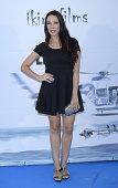 Nerea Garmendia attends the premiere of 'El Nino' at Kinepolis Cinema on August 28 2014 in Madrid Spain