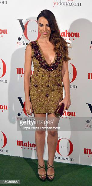 Nerea Garmendia attends 'Yo Dona' party on September 11 2013 in Madrid Spain