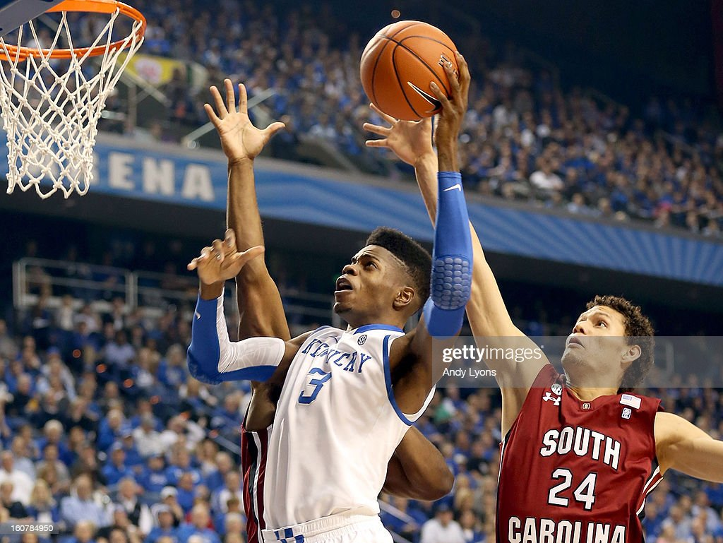 South Carolina v Kentucky