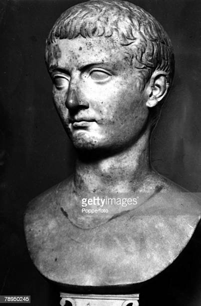 Nero Roman Emperor from AD54AD 68 Lifespan AD37AD68