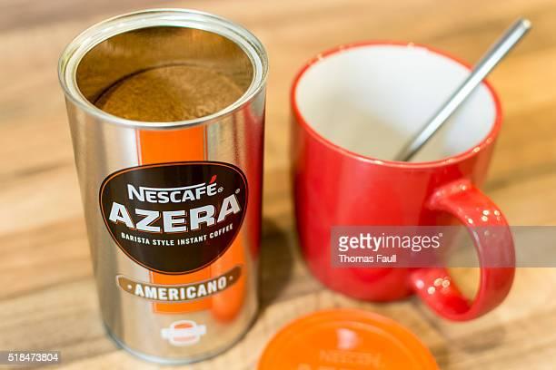 Nescafe Azera Lid Off
