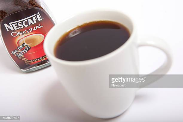 Nescafe instant coffee one of many Nestle products