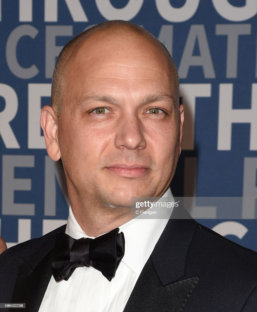 Nest CEO and Google Designer <a gi-track='captionPersonalityLinkClicked' href=/galleries/search?phrase=Tony+Fadell&family=editorial&specificpeople=8578729 ng-click='$event.stopPropagation()'>Tony Fadell</a> arrives at the 3rd Annual Breakthrough Prize Award Ceremony at NASA Ames Research Center on November 8, 2015 in Mountain View, California.