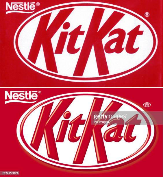 Nestle's Rowntree are to modify the Kit Kat logo across all packs to mark the brands 60th anniversary The lettering has been slightly altered to give...
