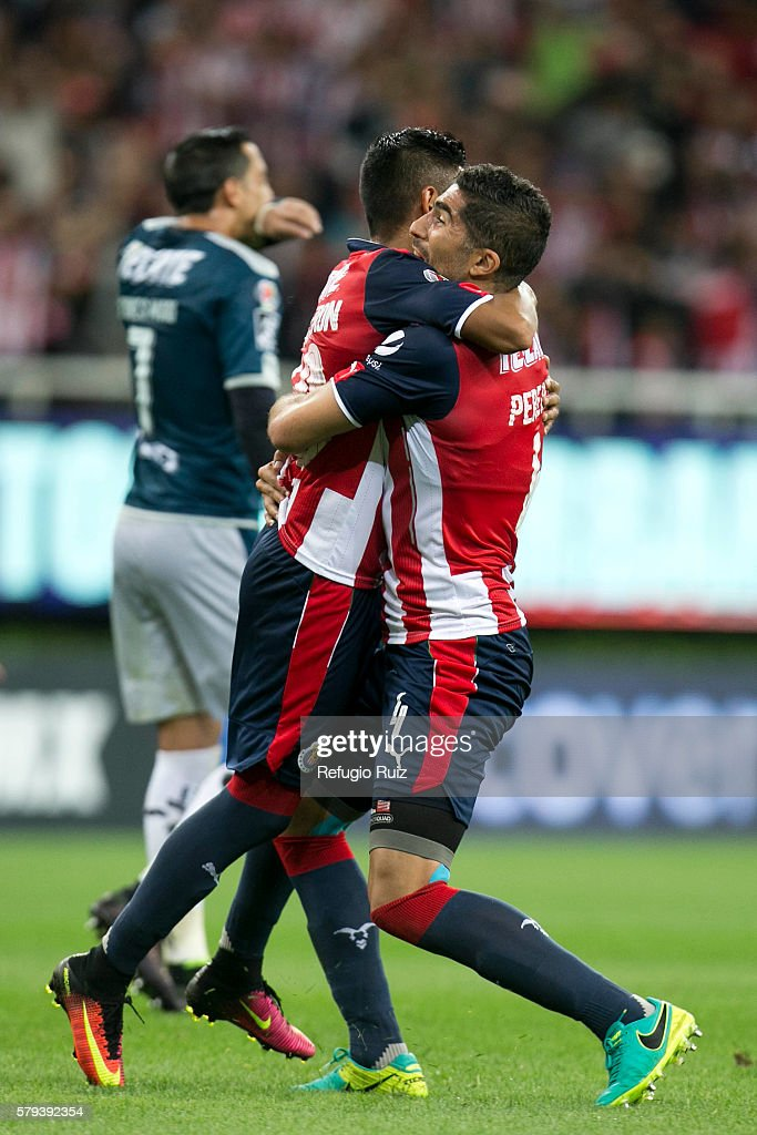 Chivas v Monterrey - Torneo Apertura 2016 Liga MX