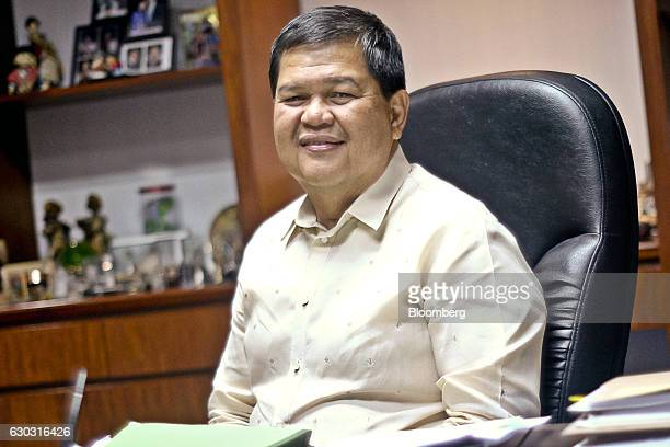 Nestor Espenilla deputy governor of the Bangko Sentral ng Pilipinas sits for a photograph in Manila the Philippines on Monday Dec 19 2016 The...