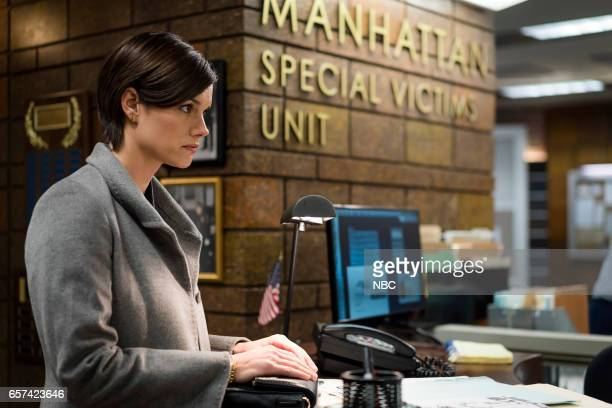 UNIT 'Net Worth' Episode 1816 Pictured Missy Peregrym as Zoe Weller