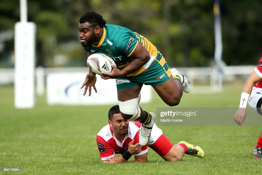 Heartland Championship: Semi Final - Mid Canterbury v Poverty Bay
