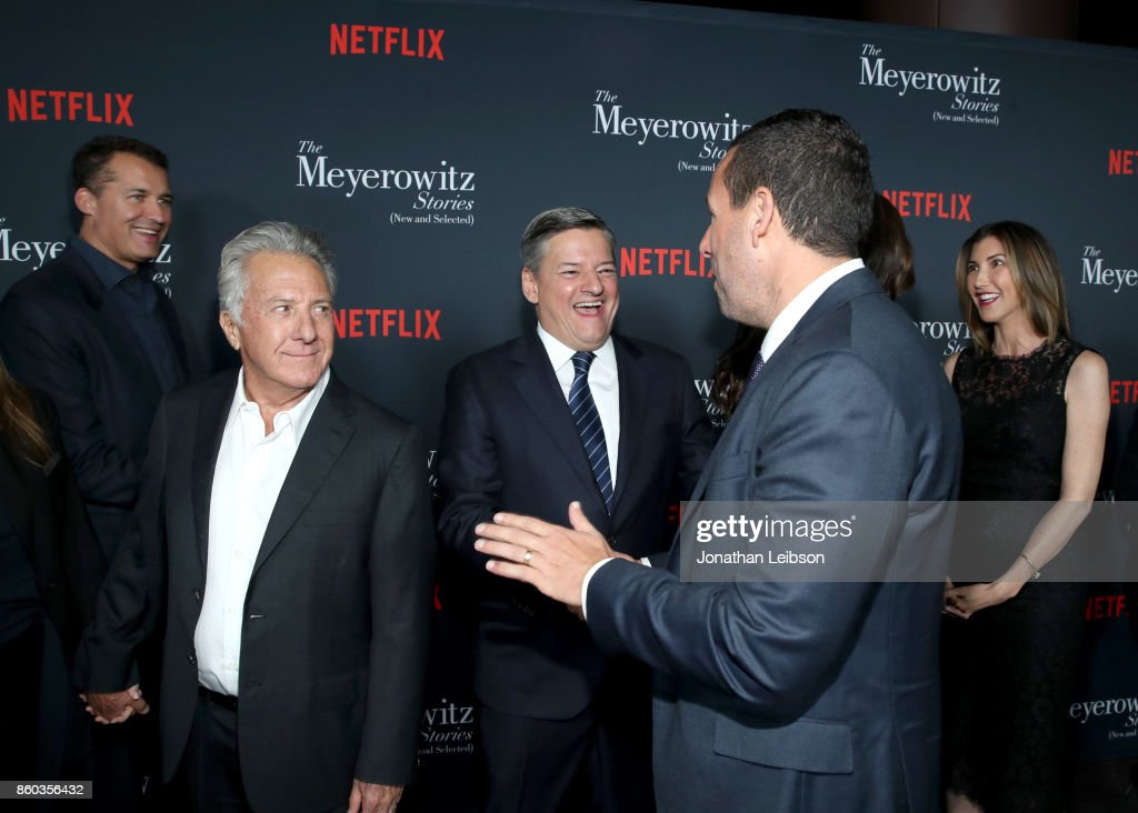 The Meyerowitz Stories  Special Screening In Los Angeles, CA