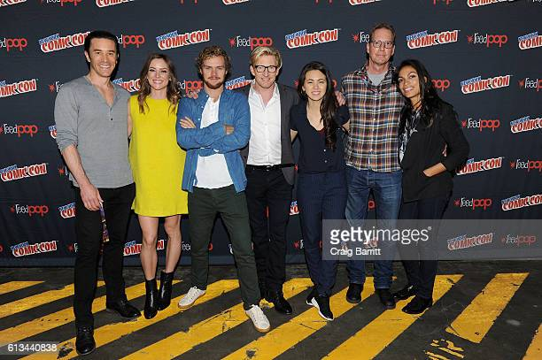 Netflix presents Marvel's Iron Fist at New York ComicCon 2016