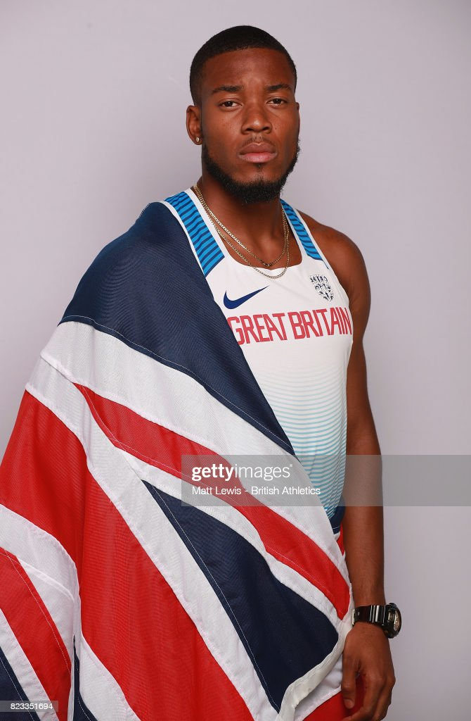 British Athletics Team World Championships Preparation Camp - Day 1