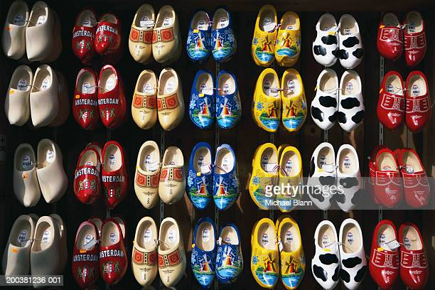 Netherlands, Amsterdam,  clogs