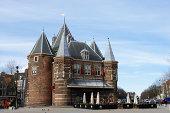 Netherlands, Amsterdam, Munttoren