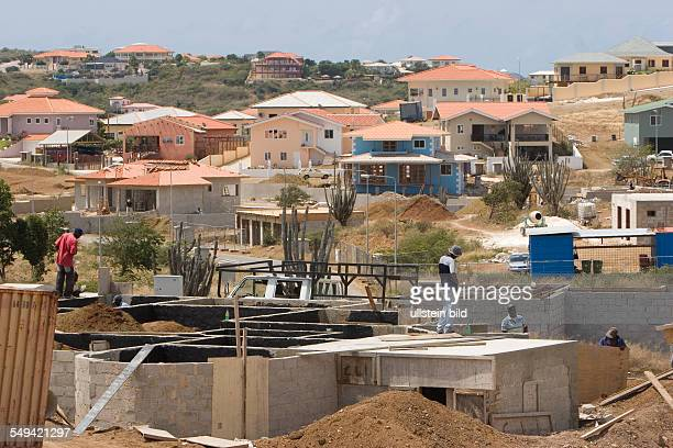 ANT Netherlands Antills Curacao Willemstad development area special for Netherlands who like to create her retirement place here