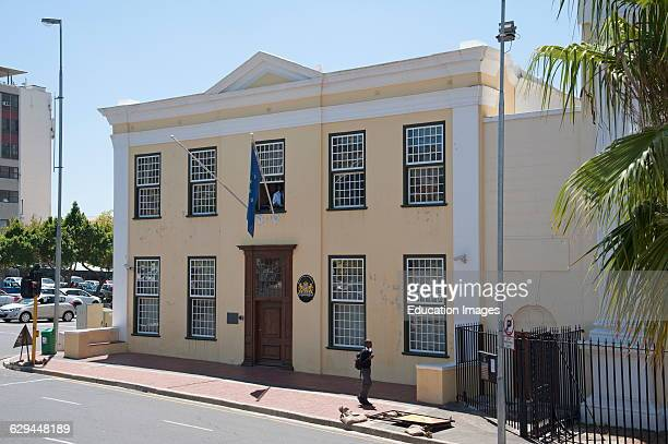 Netherlands Consulate General office 100 Strand Street Cape Town South Africa