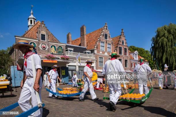 Netherlands, Edam, Cheese Market