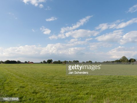 Netherlands, Hilvarenbeek, Rural scenery