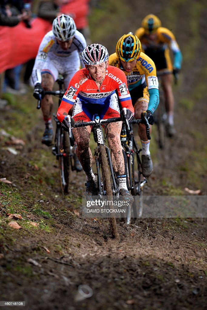 Cyclocross World Cup Stock Photos and Pictures