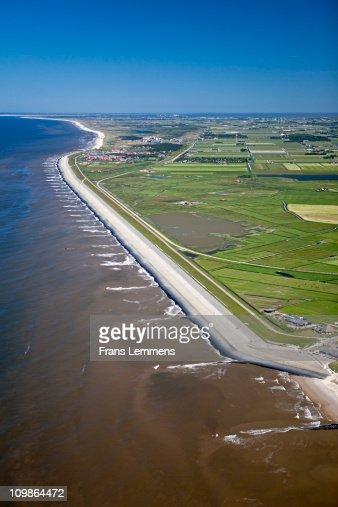 Netherlands, Sea dyke