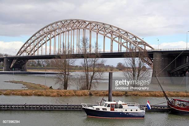 Netherlands: Waalbrug at Nijmegen