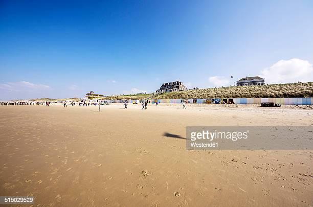 Netherlands, Zeeland, Domburg, Beach