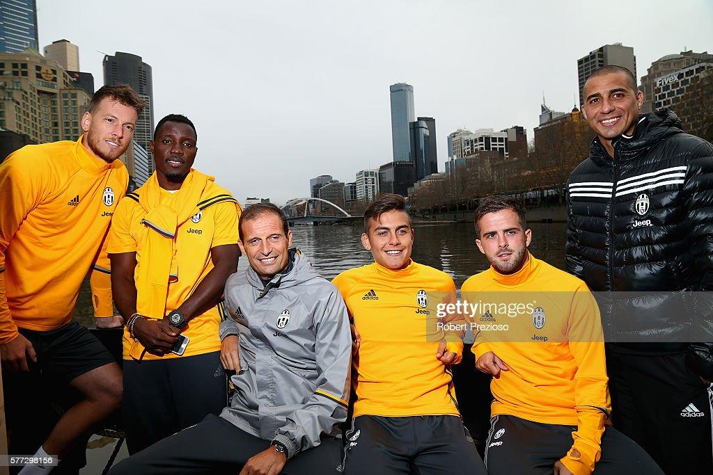 Juventus FC Visit Melbourne