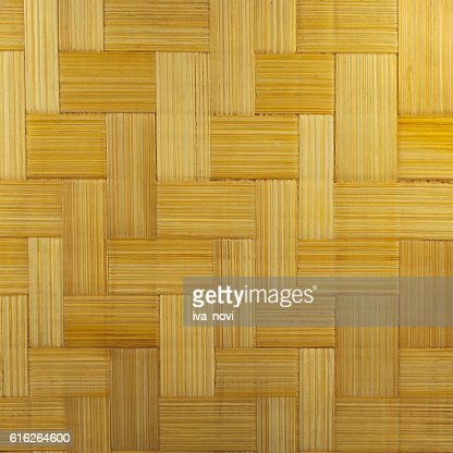 Netting made of birch bark, texture : Stock Photo
