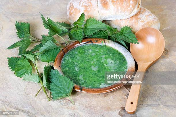 Nessel-Suppe